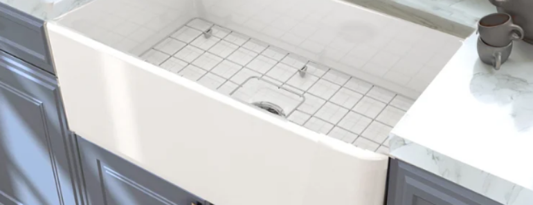 How to Clean Farmhouse Sink in 2021